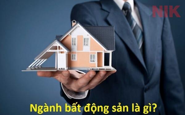 Ngành bất động sản là gì?