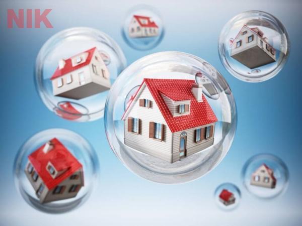Hiện tượng bong bóng bất động sản xảy ra là sự kết hợp của nhiều nguyên nhân khách quan