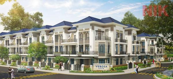 Nhà phố biệt thự tại Clarita Khang Điền quận 2
