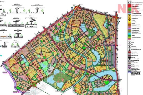 Bản đồ quy hoạch chi tiết quận Hoàng Mai về Triển khai quy hoạch giao thông