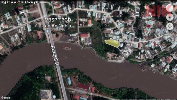 Khu dân cư đô thị An Nghĩa - An Thới Đông trong bản đồ quy hoạch chi tiết huyện cần giờ