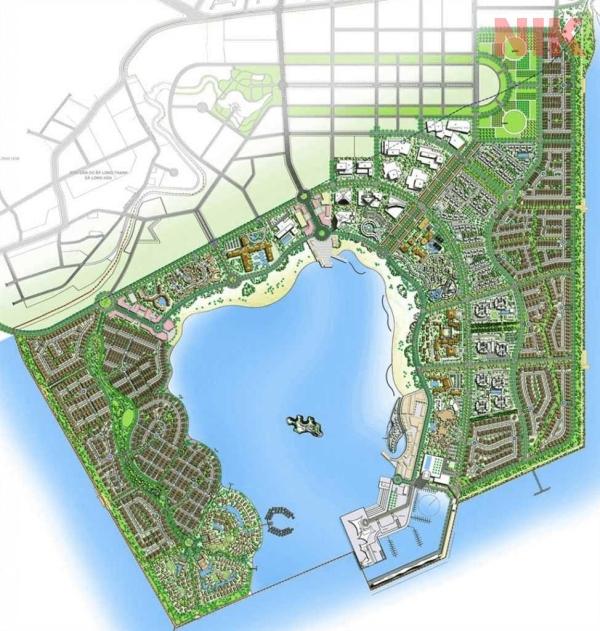 bản đồ quy hoạch chi tiết huyện cần giờ mới nhất