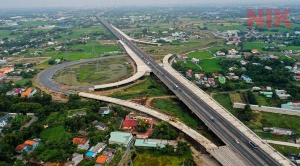 Đường cao tốc Bến Lức - Long Thành