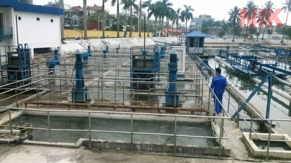 Hải Phòng thực hiện cải tạo, nâng cấp nhà máy nước