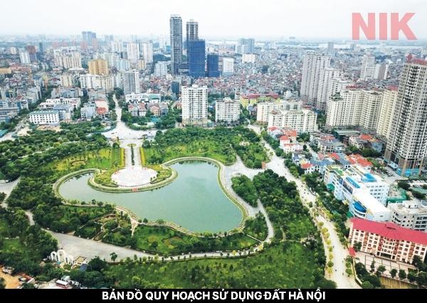 Xây dựng thủ đô Hà Nội với tầm nhìn rộng