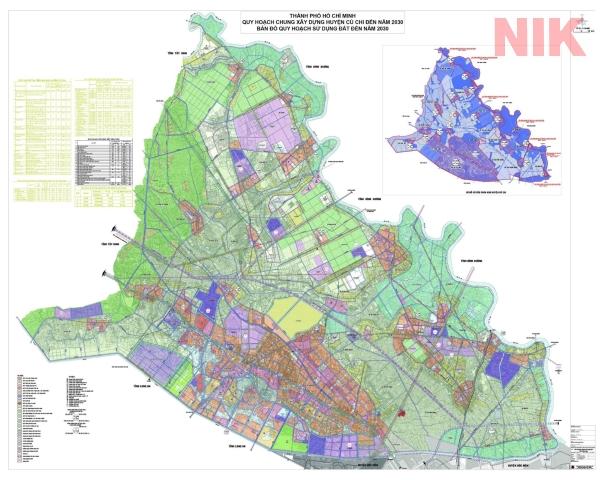 Kế hoạch đưa đất tại Củ Chi chưa được sử dụng vào sử dụng năm 2021