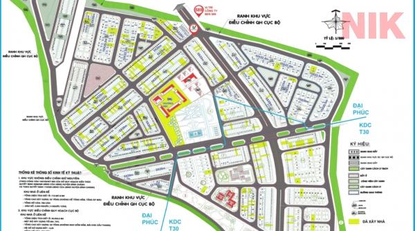 Bản đồ quy hoạch sử dụng đất là gì ? Bản đồ quy hoạch 1/500