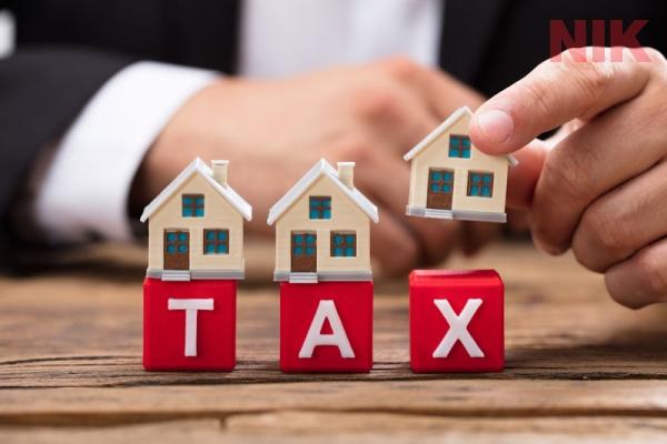 Các loại thuế phí khi mua bán nhà đất