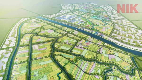 Tính tích hợp trong hệ thống chỉ tiêu sử dụng đất quy hoạch đô thị