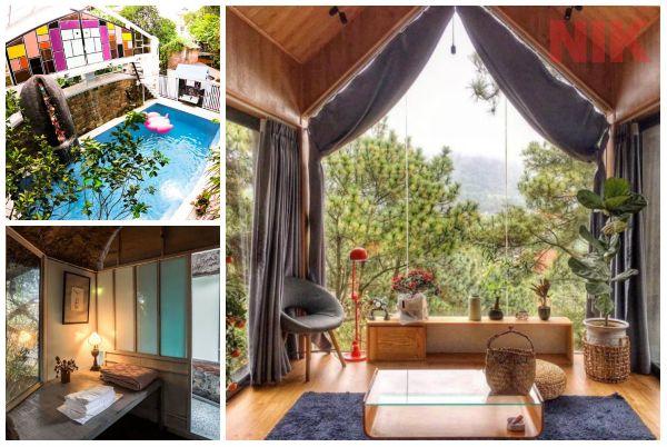 Cho thuê nhà theo kiểu cho khách du lịch, nghỉ dưỡng