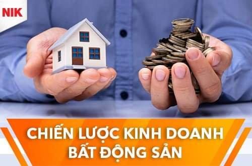 chiến lược kinh doanh bất động sản