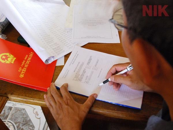 chức năng nhiệm vụ của văn phòng đăng ký đất đai