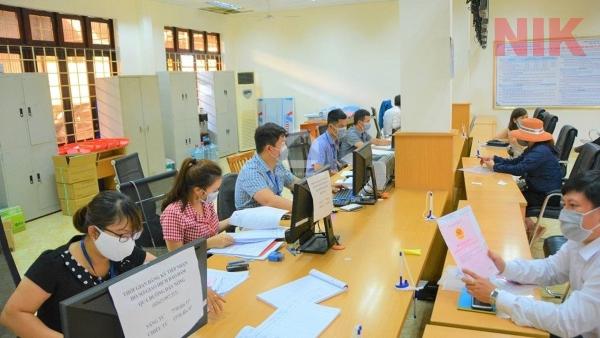 Văn phòng đăng ký đất đai có trách nhiệm phối hợp hoạt động với các đơn vị theo đúng quy định của Thông tư liên tịch 15/2015/TTLT-BTNMT-BNV-BTC