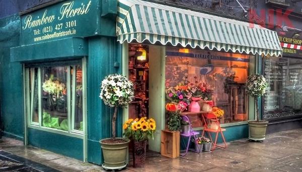 Cửa hàng hoa cần phải tạo sự khác biệt để phát triển.