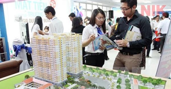 Sale bất động sản về dự án nhà chung cư