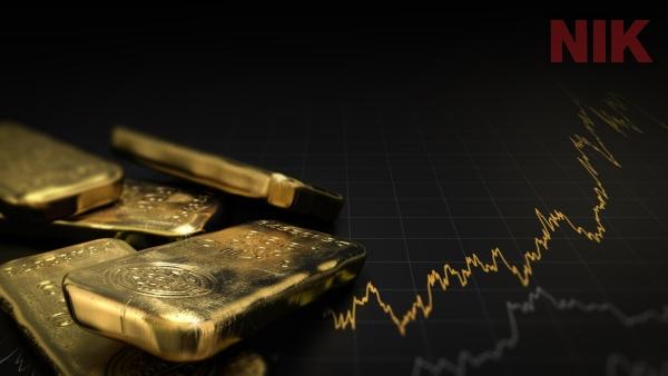 Vàng là tài sản an toàn