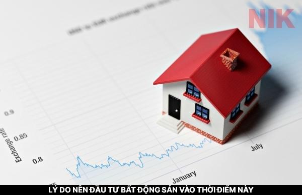 Lý do nên đầu tư bất động sản