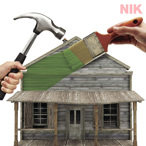 Cải tạo nhà bán giá cao là cách đầu tư cho người mới tìm hiểu đầu tư bất động sản là gì