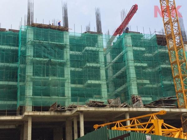 Đầu tư căn hộ chung cư đang xây dựng được nhiều người lựa chọn