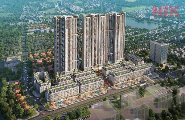 The Terra An Hưng đậm chất châu Âu là cơ hội đầu tư căn hộ chung cư