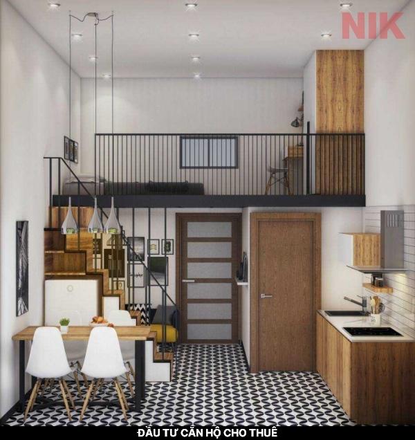 Đầu tư căn hộ cho thuê là xu hướng ưa chuộng hiện nay