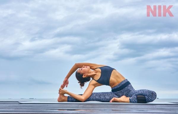 Dành thời gian tập yoga là đầu tư cho bản thân