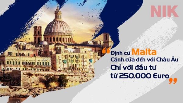 điều kiện thủ tục đầu tư định cư châu Âu ở Malta khá đơn giản