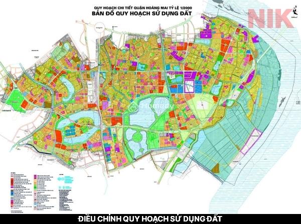 Các căn cứ tiến hành điều chỉnh quy hoạch sử dụng đất 2021