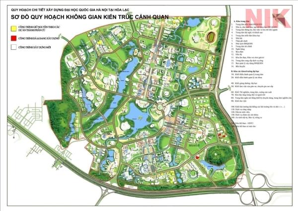 Nội dung kế hoạch sử dụng đất cấp huyện