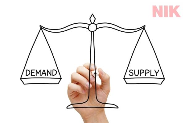 định giá bất động sản và nguyên tắc cung cầu