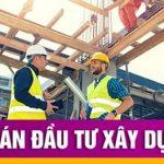 dự án đầu tư xây dựng