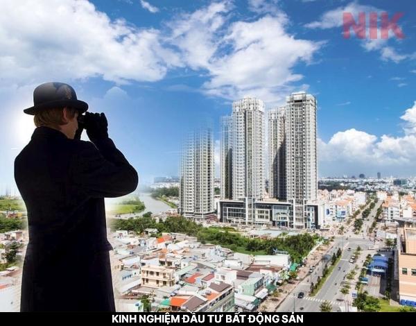 Kinh nghiệm đầu tư bất động sản đa dạng và có nhiều loại hình