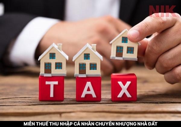 Cách tính thuế thu nhập cá nhân phải nộp khi bán nhà đất