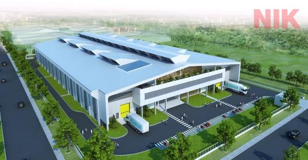 Đầu tư xây mới nhà xưởng với vốn đầu tư lớn là hình thức phân loại đầu tư