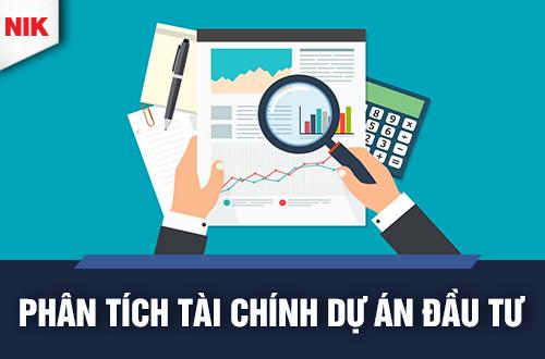 phân tích tài chính dự án đầu tư