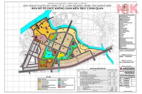 Quy hoạch chi tiết 1/2000 có ý nghĩa gì?