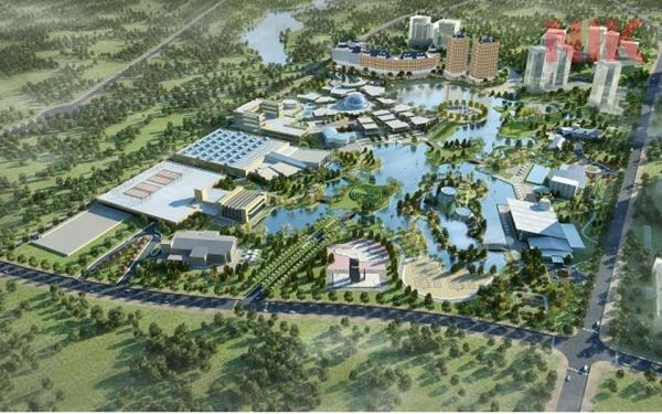Quy hoạch phát triển đô thị công nghệ cao Hòa Lạc