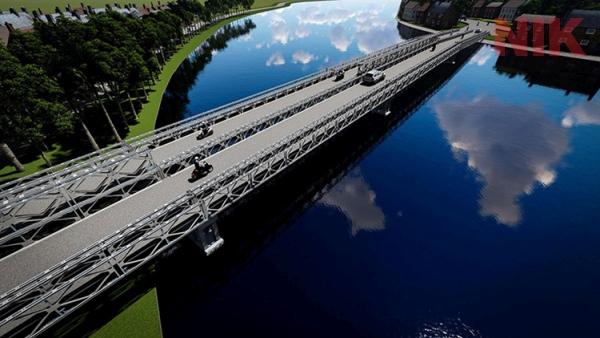 Cầu An Phú Đông sẽ giúp cải thiện hệ thống giao thông đi lại của người dân tại phường An Phú Đông