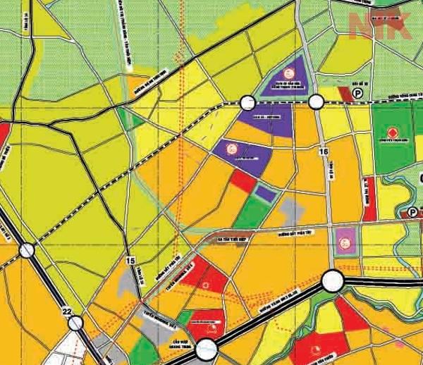 Quy hoạch chi tiết phường tân chánh hiệp quận 12 định hướng phát triển quy hoạch giao thông tân chánh hiệp