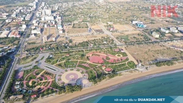 Ninh Thuận đẩy mạnh quy hoạch phân bổ giao thông đến năm 2030