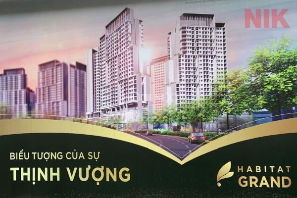 Dự án căn hộ Habitat Grand - Biểu tượng của sự thịnh vượng