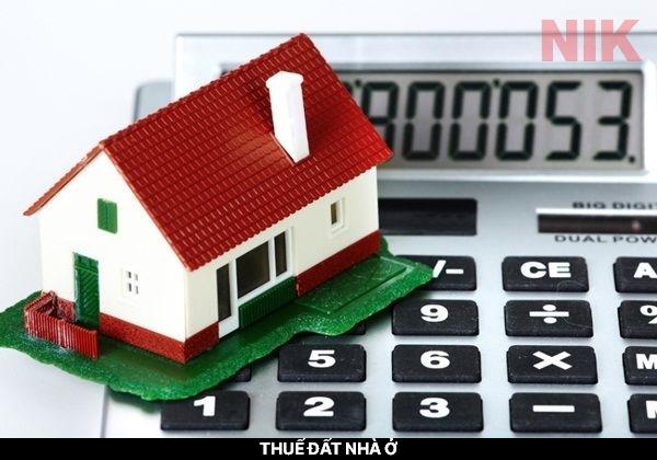 Thuế sử dụng đất hay thuế đất nhà ở là gì