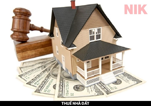 Thuế nhà đất là gì ?