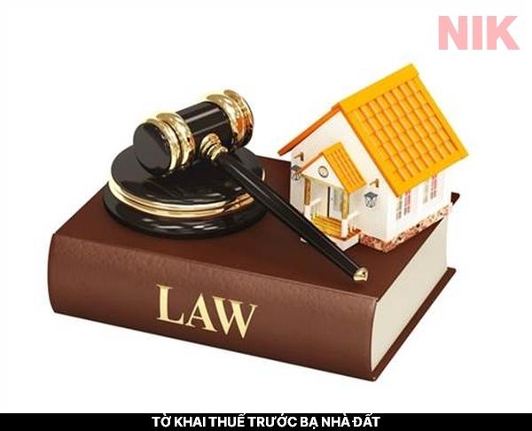 Khi nào phải nộp và làm tờ khai thuế trước bạ nhà đất ?