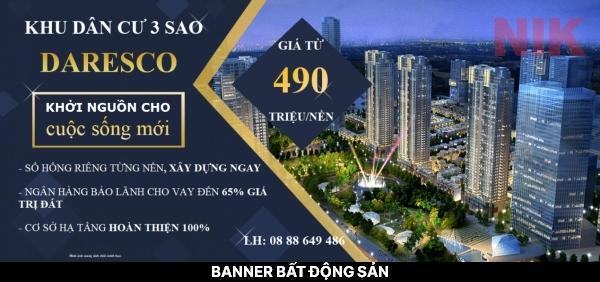 Banner bất động sản 2021