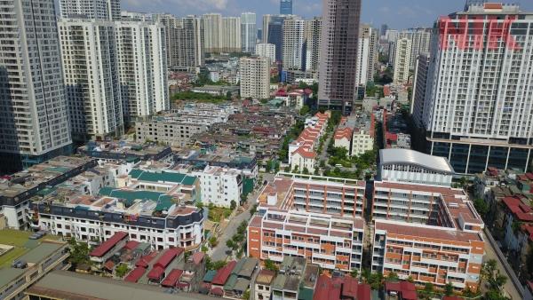 Loại hình chung cư, nhà riêng, nhà mặt phố được quan tâm nhiều trong năm 2021
