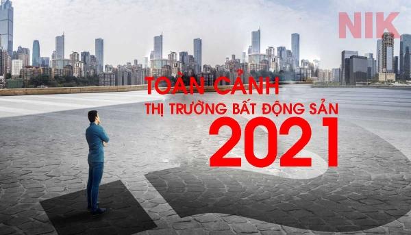 Sự phát triển của thị trường bất động sản ở Hà Nội và Hồ Chí Minh trong năm 2021