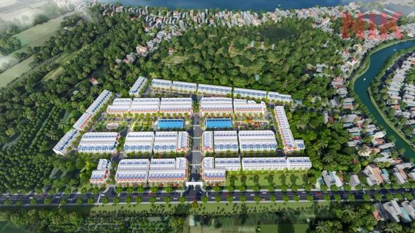 Các dự án bất động sản An Giang đang tập trung vào sản phẩm chung cư, căn hộ và shophouse tầm trung