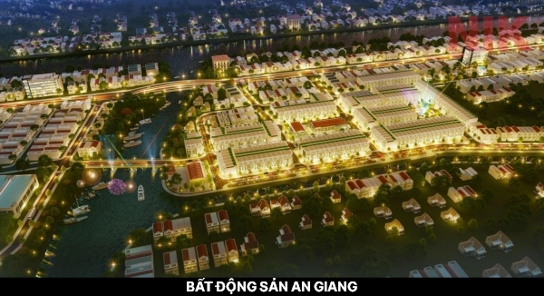 Tổng quan một dự án bất động sản tại An Giang