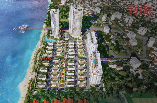 Nhiều dự án bất động sản lớn lớn đã và đang đầu tư vào tỉnh Bà Rịa Vũng Tàu